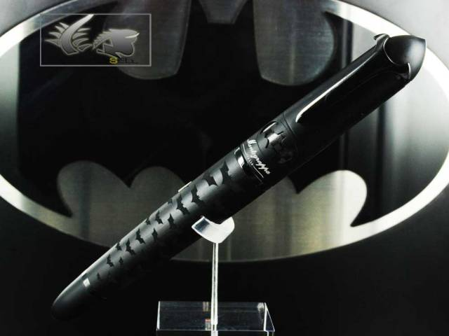 Montegrappa Batman Fountain Pen Limited Edition - ISBMN-IF