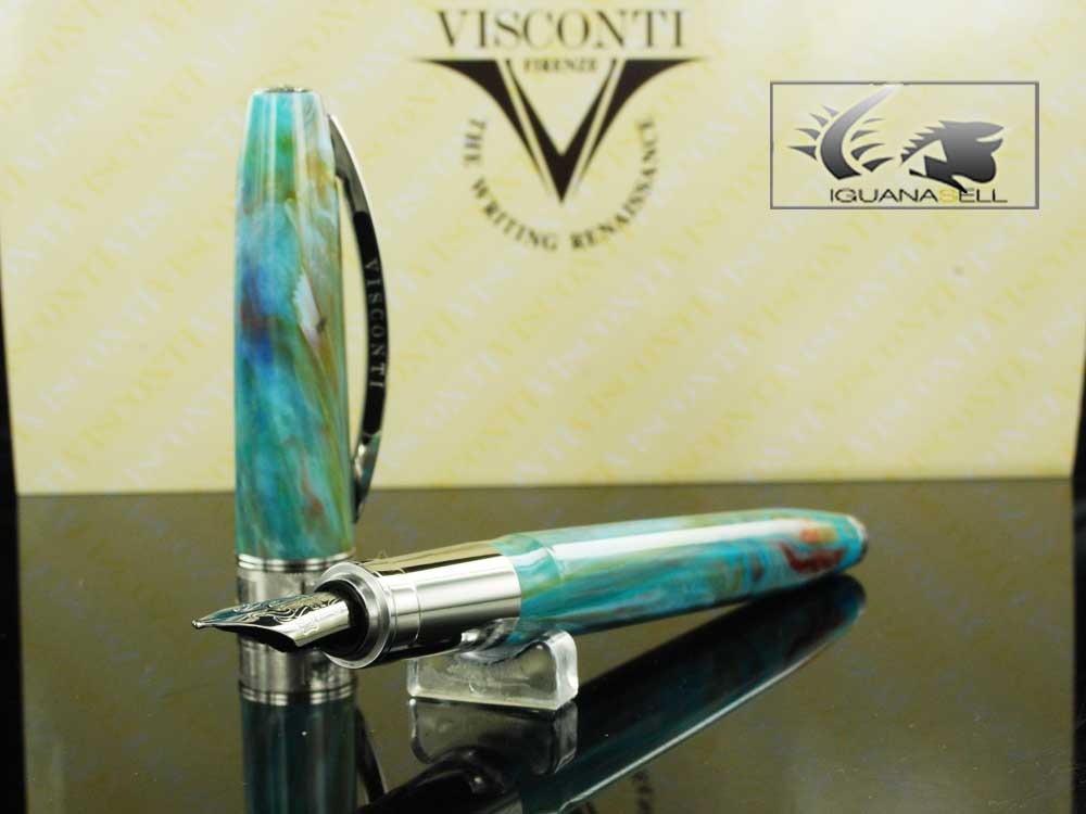 "Visconti Fountain Pen - Van Gogh's ""Portrait Blu"" - 78325"