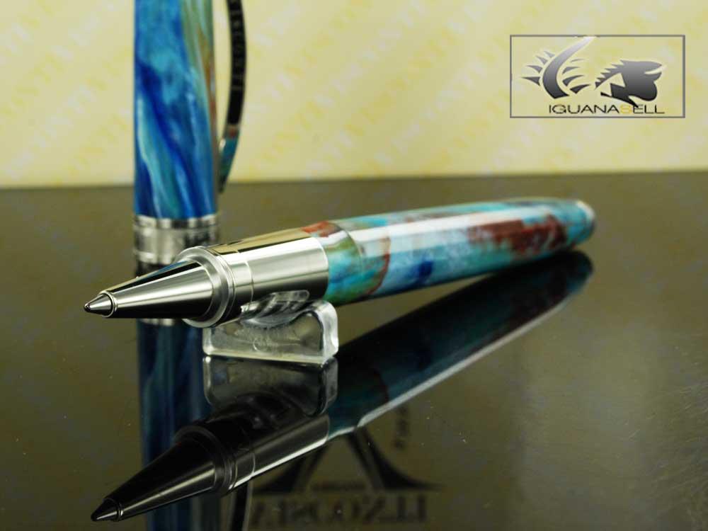 "Visconti Rollerball pen -Van Gogh's ""Portrait Blu"" - 78425"