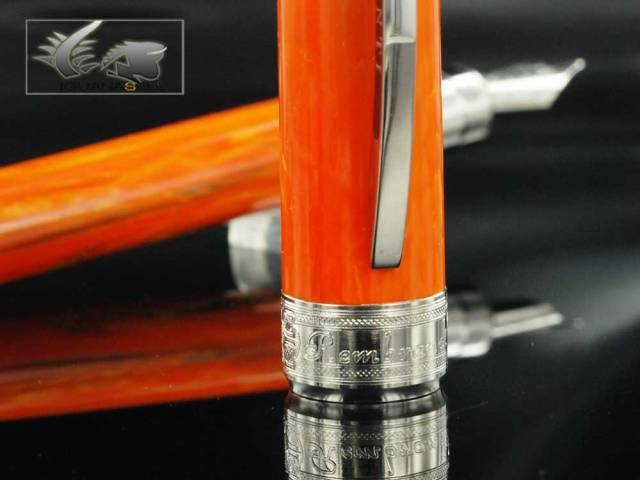 Visconti Rembrandt Fountain Pen Orange - 48233