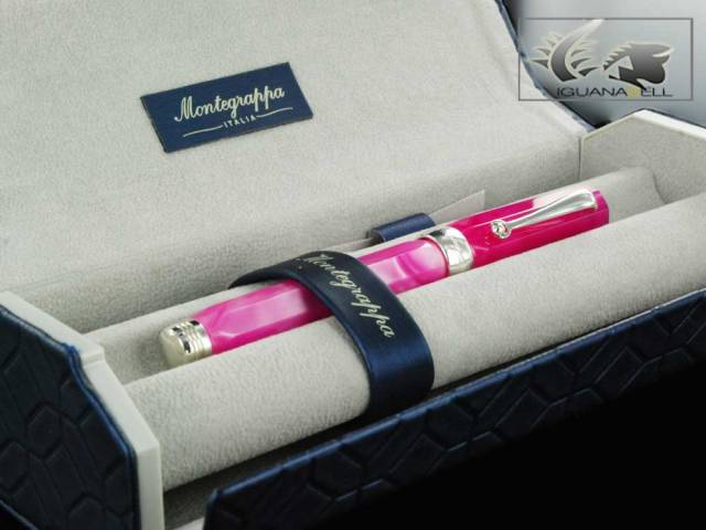 Montegrappa Micra Pink Rollerball Pen ISMCCRAS