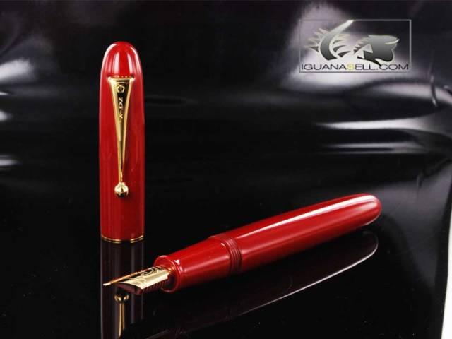 Namiki Yukari Royale Red Fountain Pen 60620