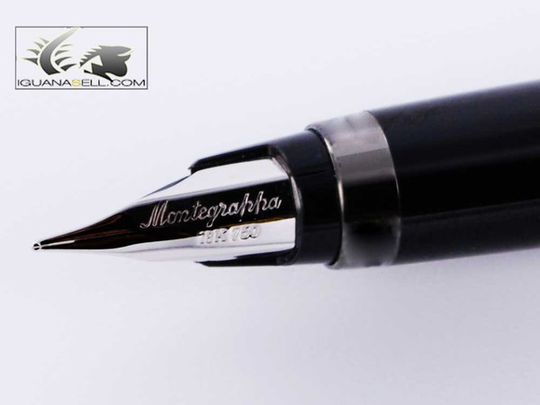 Montegrappa-Nero-Uno-Resin-Chrome-Fountain-Pen-ISNLC-AC-1_grande