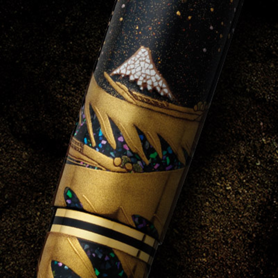 Pelikan Maki-e Sea Side Fountain Pen