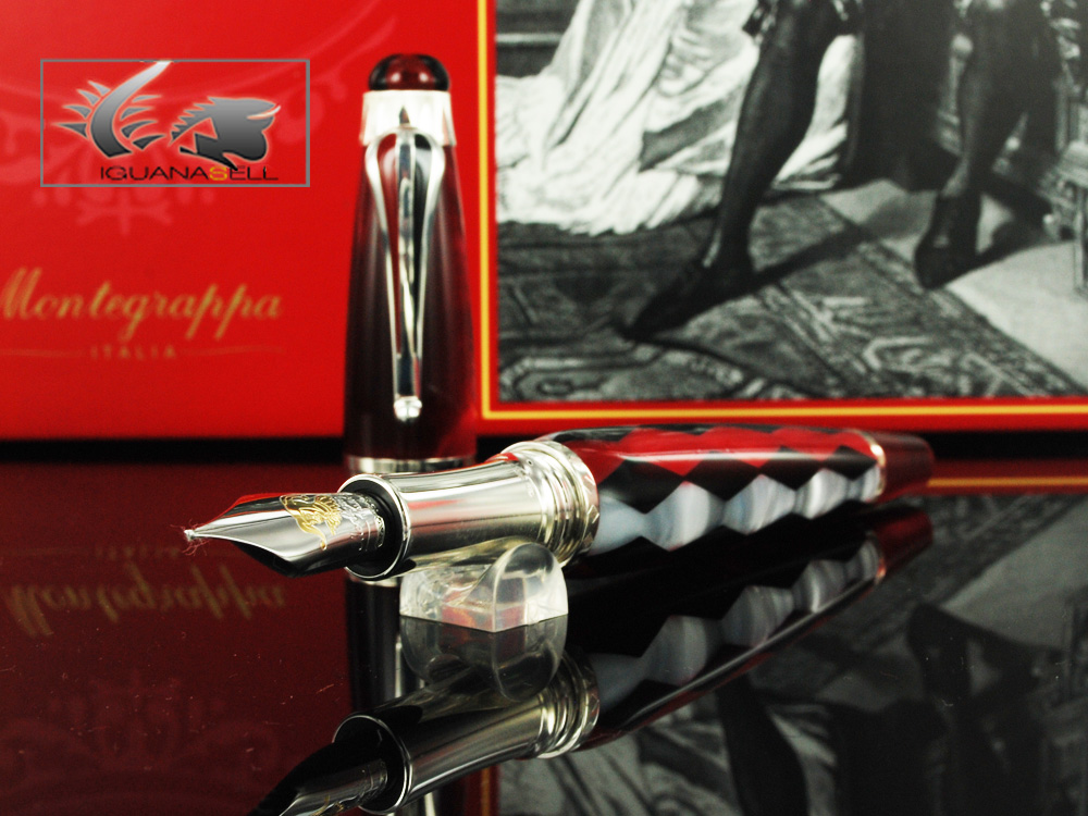 Montegrappa Rigoletto Fountain Pen