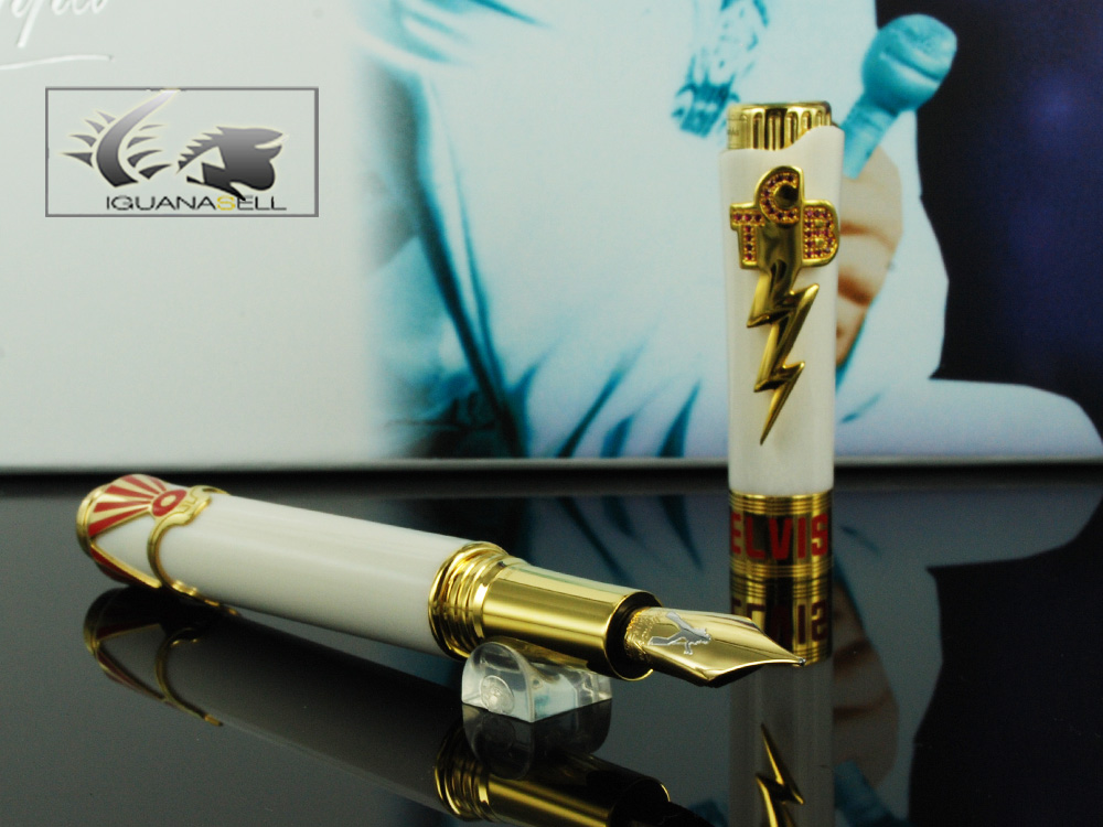 Montegrappa Elvis Fountain Pen