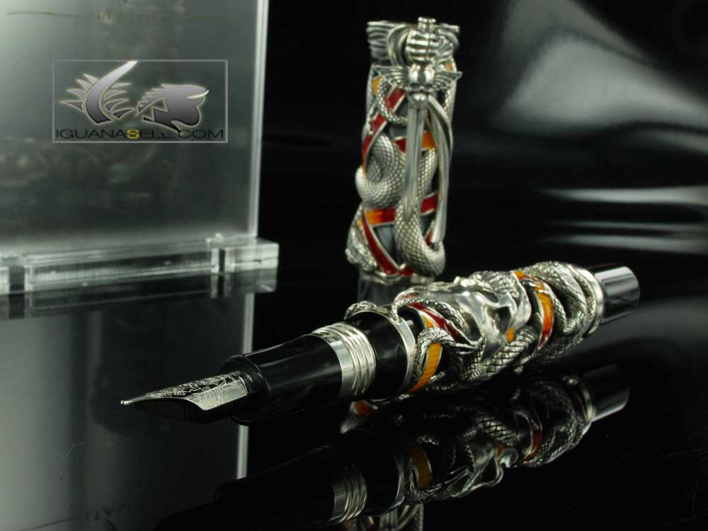 Montegrappa Chaos Fountain Pen