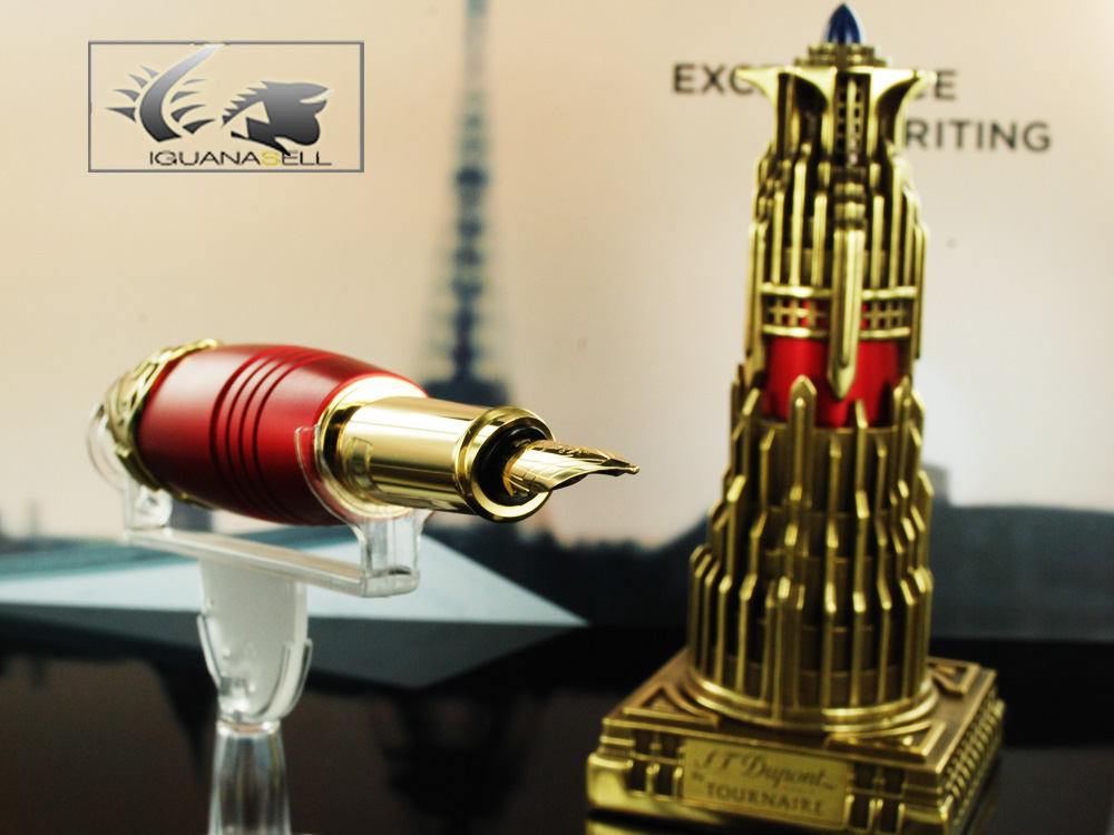St Dupont Metropolis Fountain Pen Limited Edition