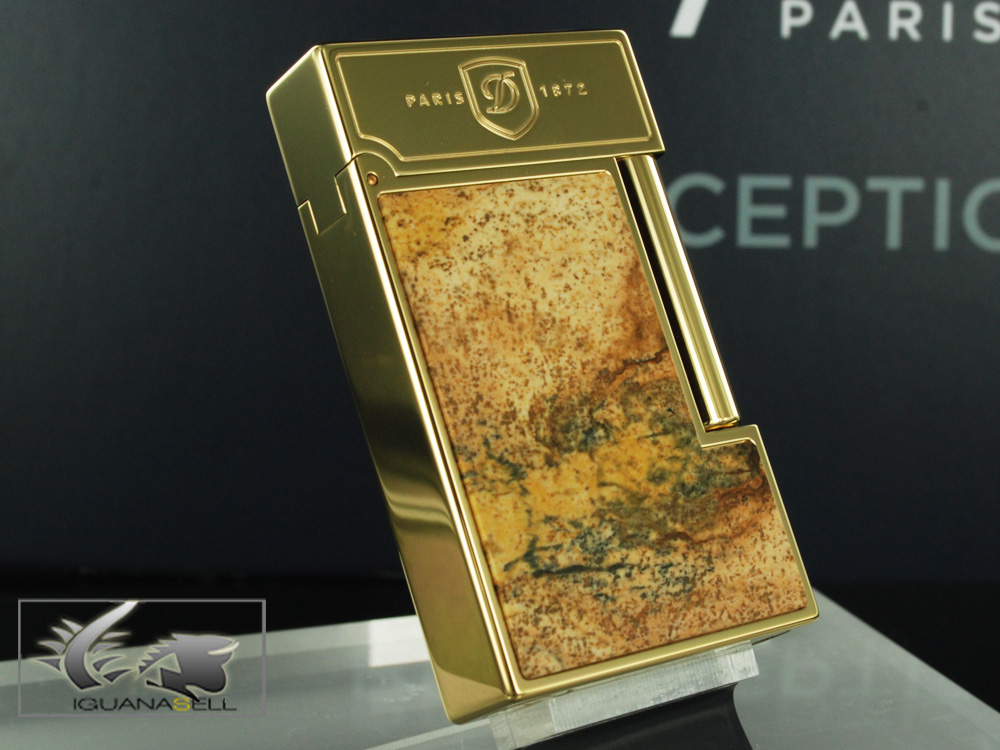 ST Dupont Lighter Ligne 2 Kalahari Jasper - Limited Edition
