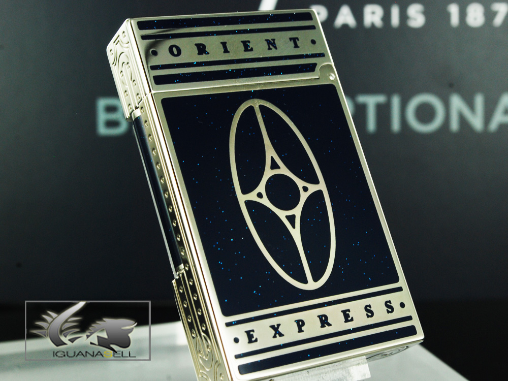 St Dupont Orient Express lighter Limited Edition