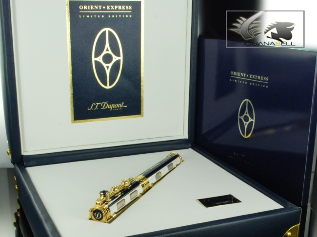St Dupont Orient Express Prestige Limited Edition Fountain Pen