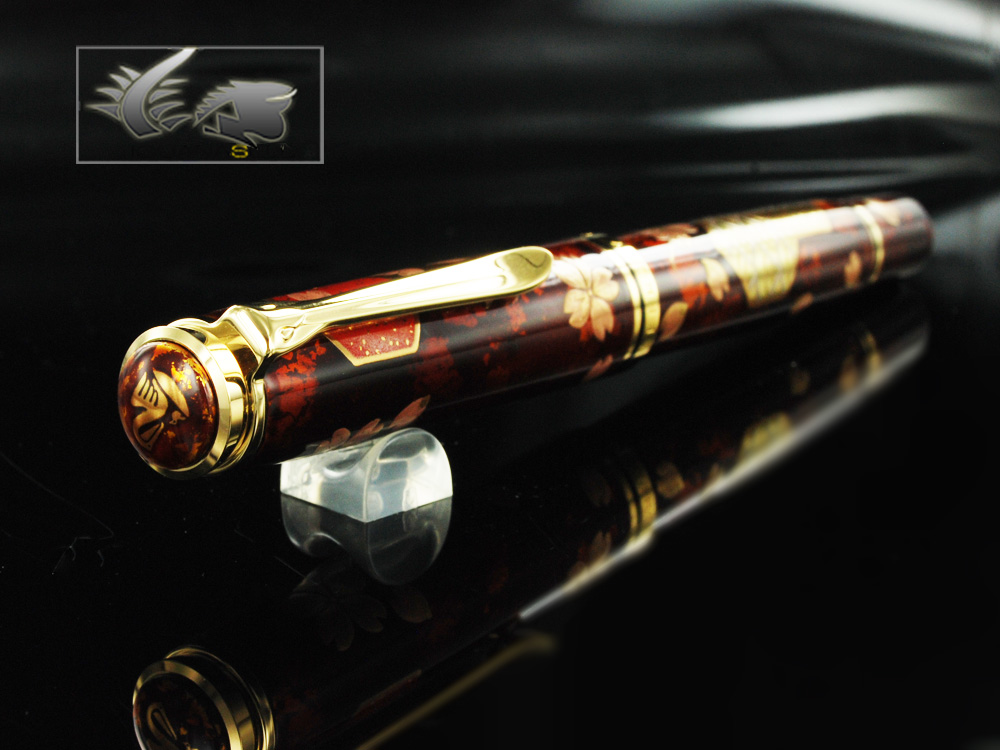 Pelikan Fantasia Maki-e Fountain Pen
