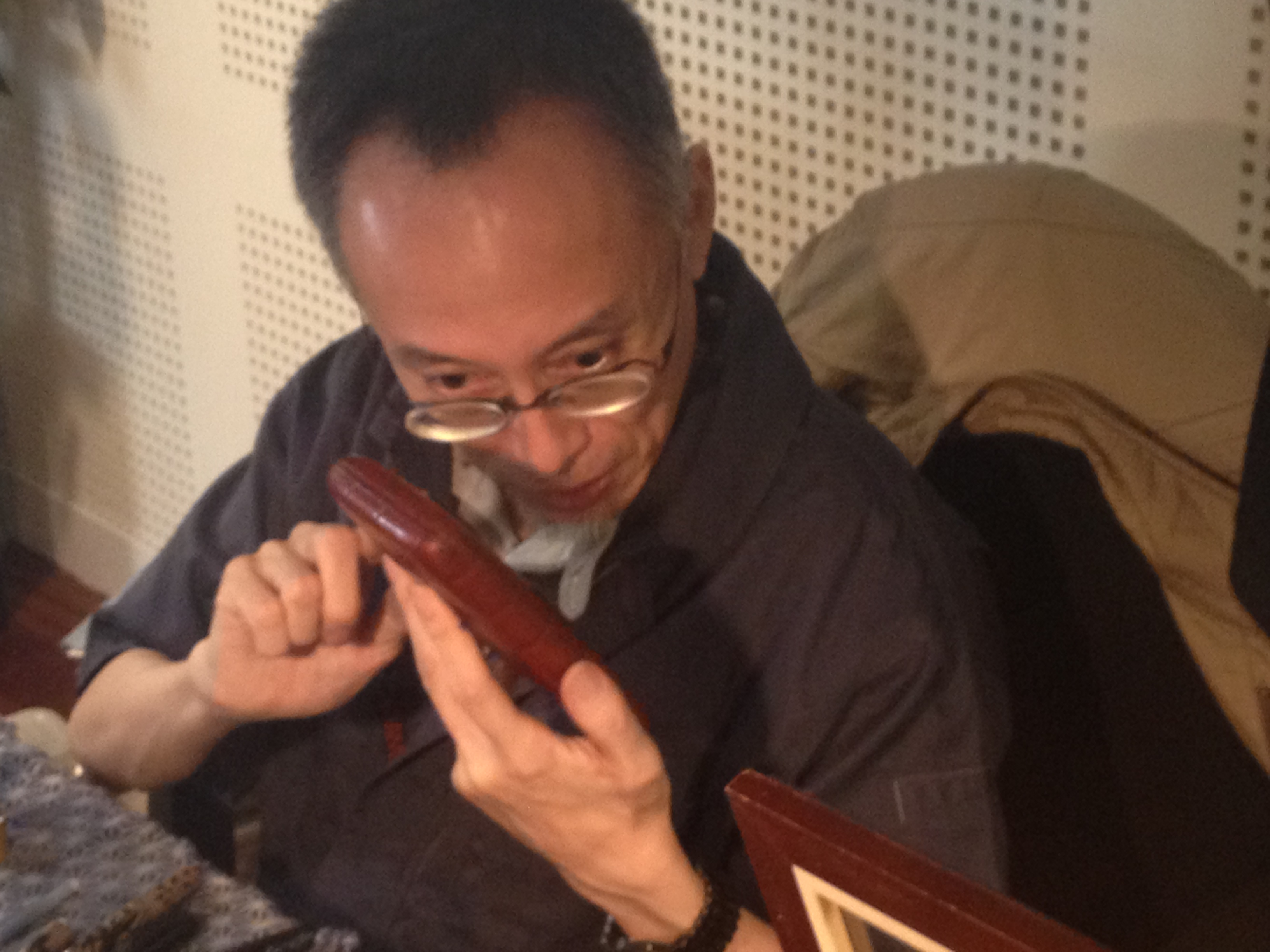 Nakaya and Platinum Exhibition