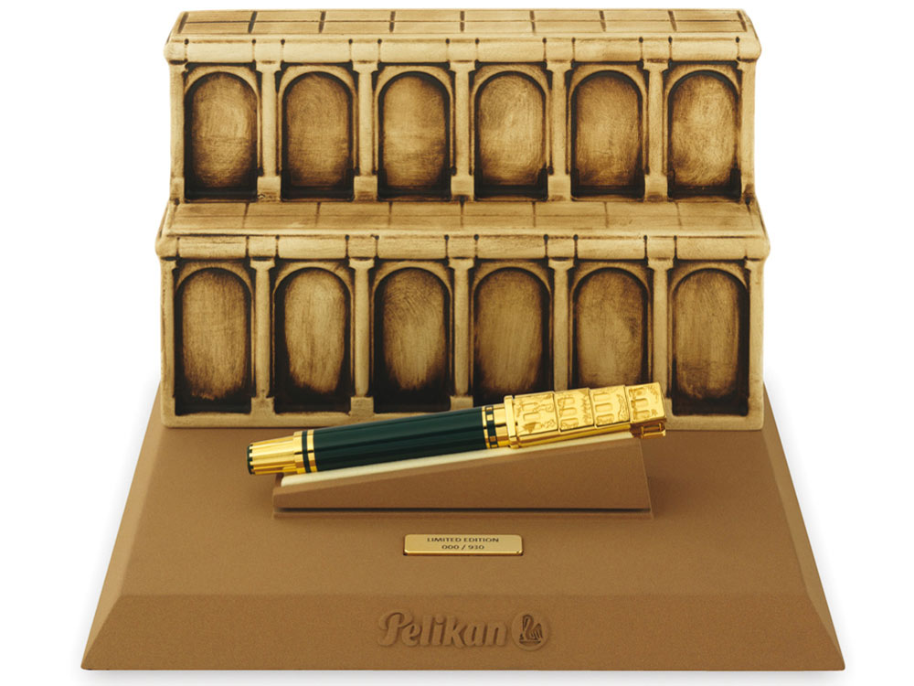 "Pelikan ""The Hanging Gardens of Babylon"" Fountain Pen"