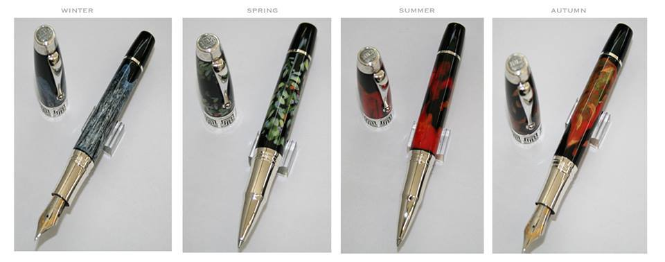 Montegrappa Four Seasons Collection