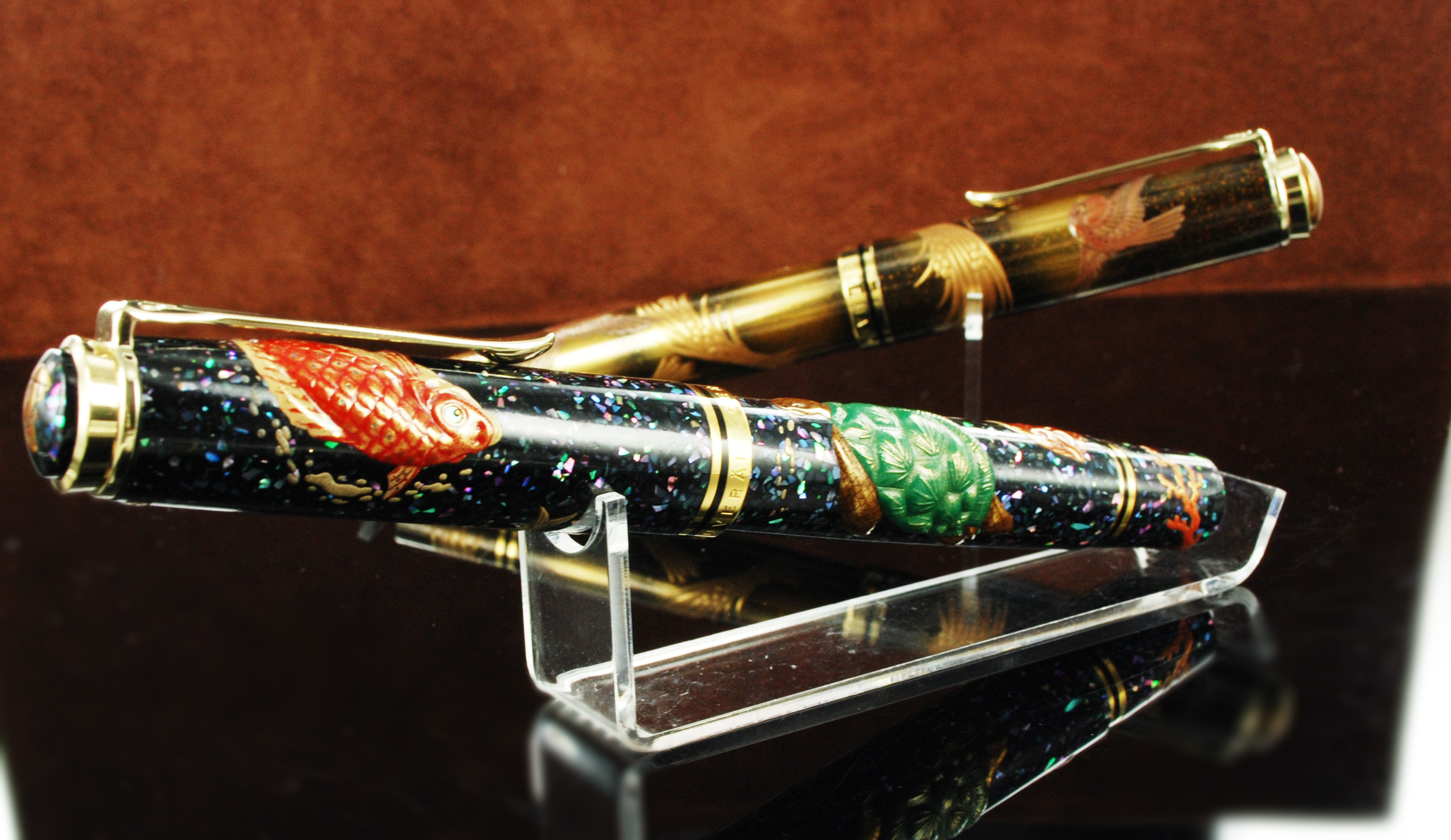 Pelikan Maki-e World
