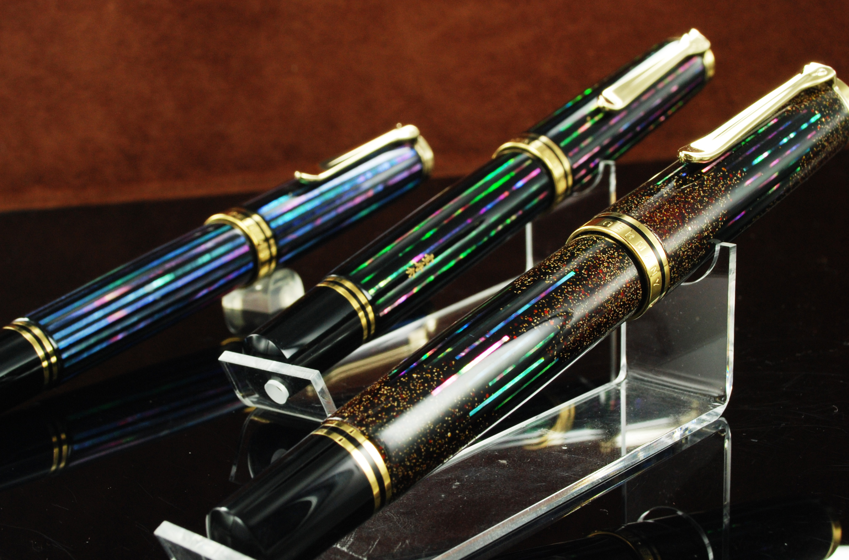 Pelikan Raden Sunlight, Moonlight and Starlight