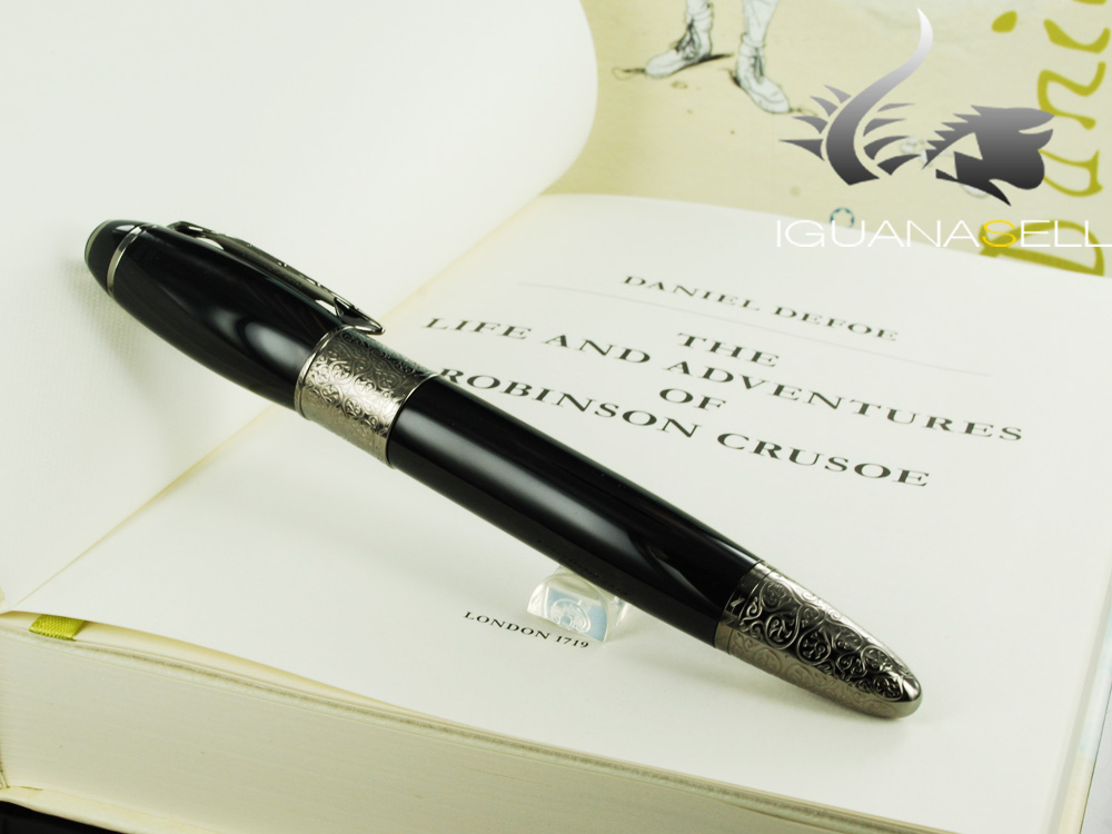 Montblanc Writers Edition Daniel Dafoe Fountain Pen
