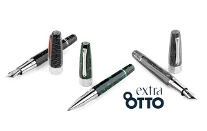 Montegrappa Extra Otto collection. Limited Edition