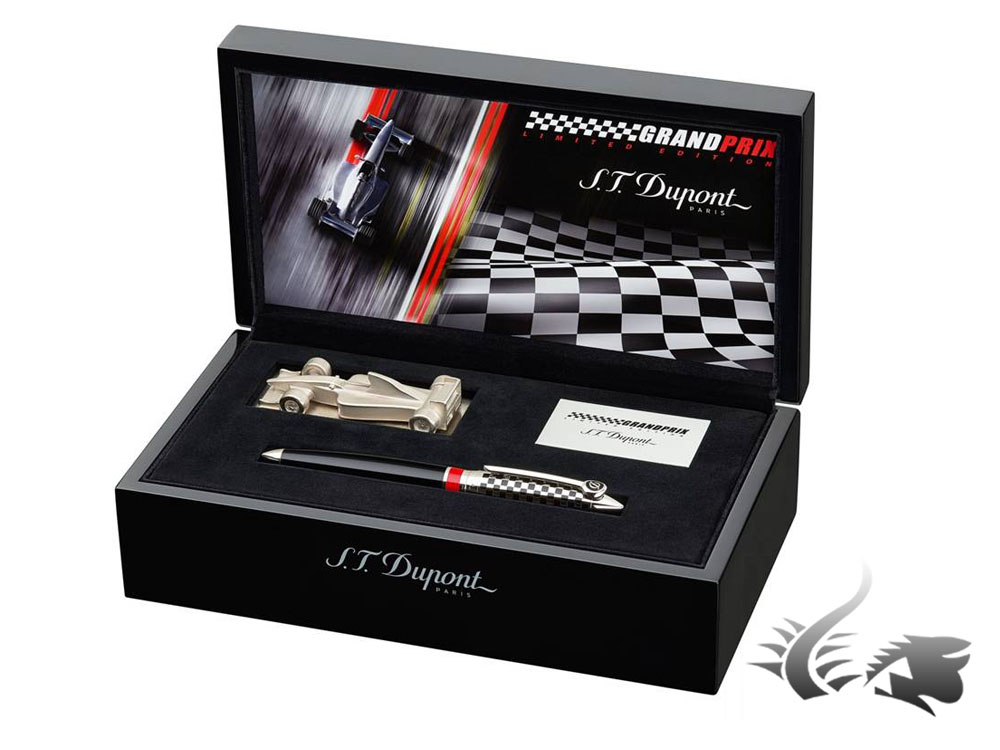 Writting set fountain pen Grand Prix ST Dupont